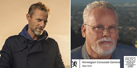 P&P Live! Jo Nesbø & Michael Connelly with Oline Cogdill tickets