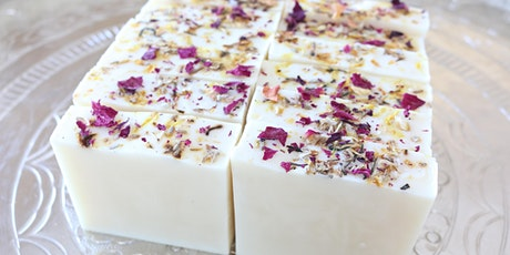 MASTERCLASS: ORGANIC COLD PROCESS SOAPMAKING INTENSIVE tickets