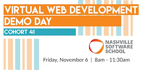 NSS Virtual Demo Day: Web Development Cohort 41 tickets