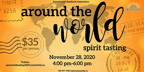 Around the World Spirit Tasting tickets