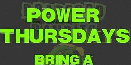 Power Thursday Coaching tickets