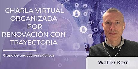 La formación en traducción e interpretación en un nuevo entorno virtual boletos