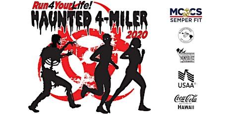 MCBH Run 4 Your Life Haunted Virtual Run tickets