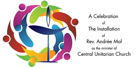 Invitation to the Installation of Rev. Andrée Mol tickets