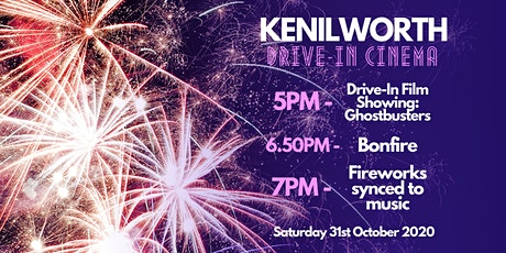 Kenilworth Drive In Firework Extravaganza tickets