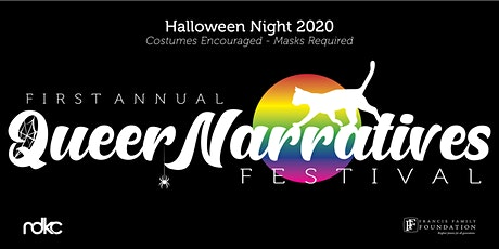 1st Annual Queer Narratives Festival tickets