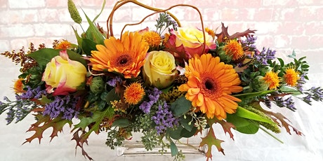 Thanksgiving Centerpiece Design Class tickets