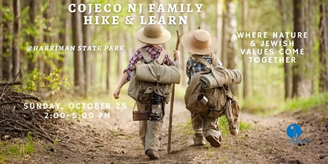 COJECO NJ Family Hike & Learn tickets