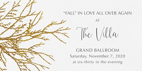 Anniversary Date Night - Grand Ballroom tickets