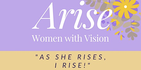 Arise tickets