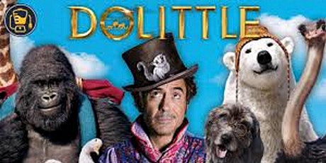 Family Movie - Dolittle tickets