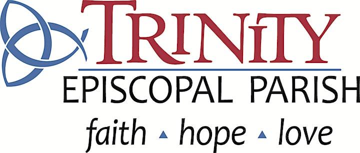 Trinity Parish In Person Worship Registration image