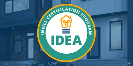 Builder Education Program (IDEA Infill Certification Program) tickets