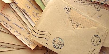 Escrita transfigurada: narrativas curtas e criação através de cartas ingressos
