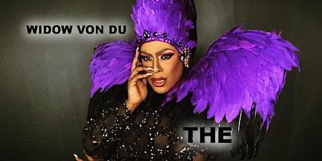 Widow Von Du - Album Release Event - Show 2 tickets