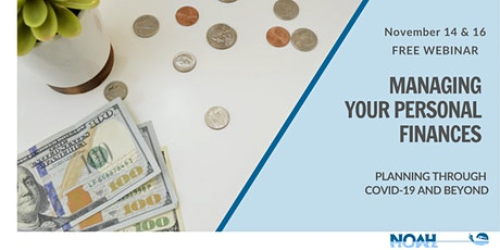 Managing Your Personal Finances During COVID-19 tickets
