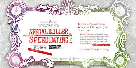 LA: Serial Killer Speed Dating Online tickets