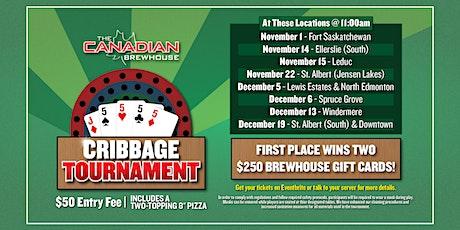 Edmonton (North) Cribbage Tournament tickets