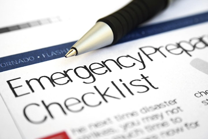 ONLINE Course: Be Ready: Be Prepared for Disasters! - Los Gatos image