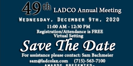 49th LADCO Annual Meeting tickets