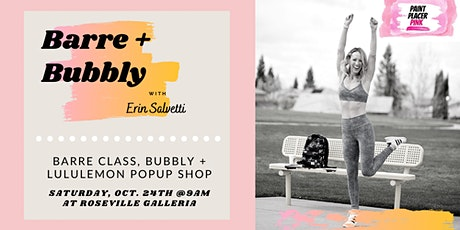 Barre & Bubbly with Erin Salvetti tickets