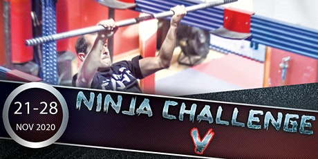 NINJA CHALLENGE V | never lose your grip biglietti