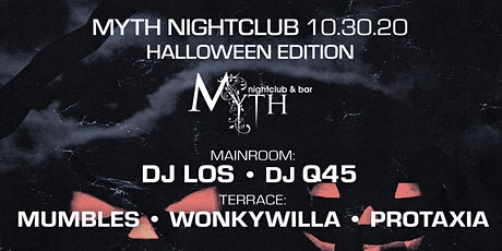 Outlet Fridays at Myth Nightclub | Friday 10.30.20 tickets