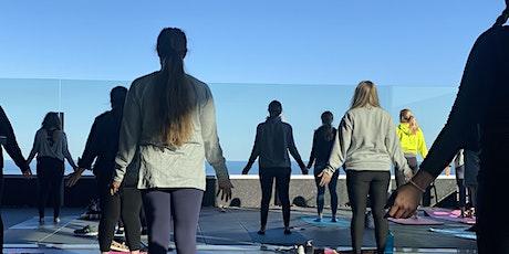 Views & Vibes - Rooftop Yoga at Bar32 tickets