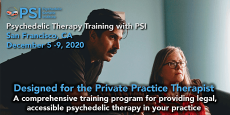 Psychedelic Therapy Training with PSI: San Francisco, CA tickets
