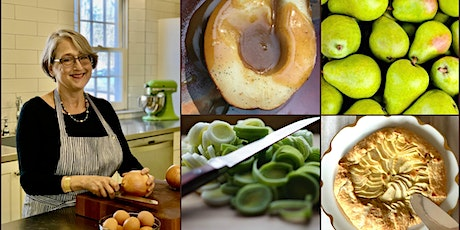 Fall Fruit: A Trio of Sweet & Savory Autumn Dishes, with Miriam Rubin tickets