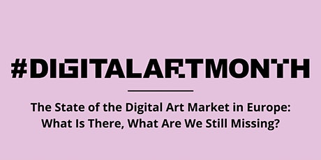 Digital Art Month - Talk #5 tickets