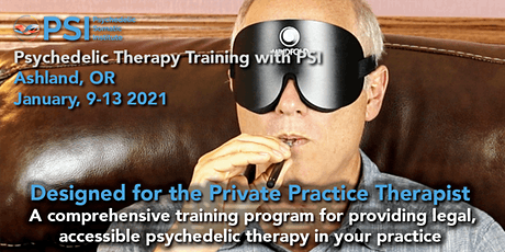 Psychedelic Therapy Training with PSI: Ashland, OR tickets