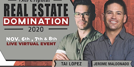 Real Estate Domination tickets