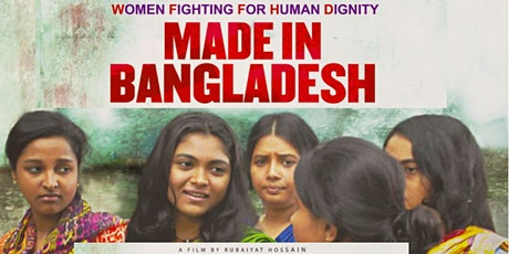 MADE IN BANGLADESH - Indie Meme Screening tickets