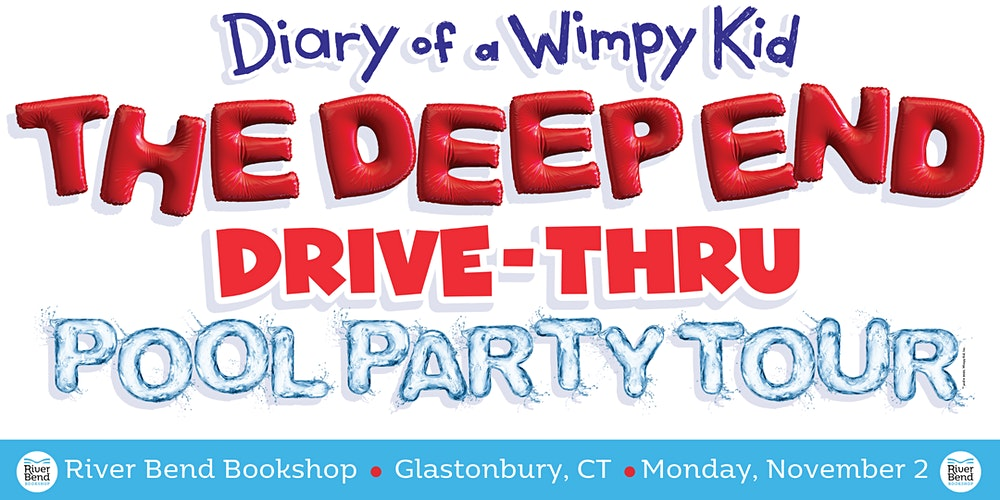 Diary Of A Wimpy Kid The Deep End Drive Through Book Launch Party Tickets Mon Nov 2 2020 At 5 00 Pm Eventbrite