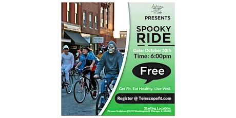 Spooky Halloween Bike Ride tickets