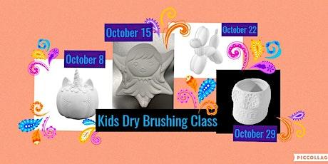 Kids Dry Brushing Class tickets