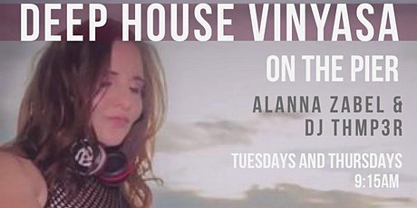 Live DJ Deep House Vinyasa on the Santa Monica Pier tickets
