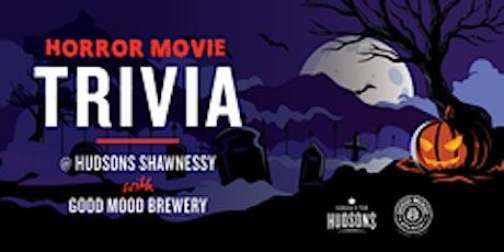 Horror Movie Trivia tickets