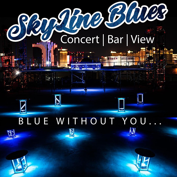 Skyline  Blues - A Live, Outdoor -  Socially-Distanced  Concert image
