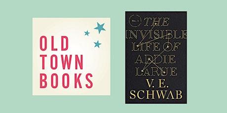 November Sci-Fi/Fantasy Book Club: The Invisible Life of Addie LaRue tickets