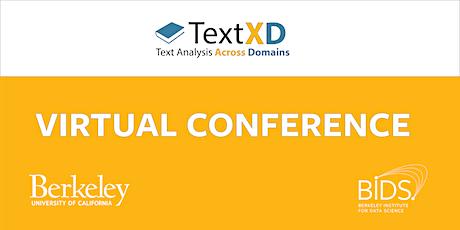TextXD: Text Analysis Across Domains 2020 tickets