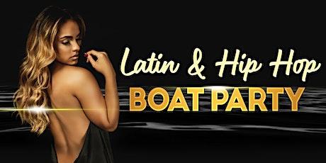 Latin & Hip Hop NYC Boat Party Yacht Cruise DJ - Sunday Nov 22 tickets