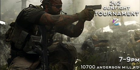 Call of Duty Modern Warfare 2v2 Gunfight Tournament tickets