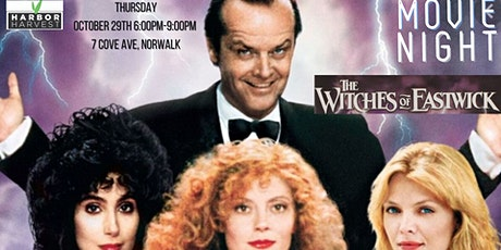 Witches of Eastwick: Movie Night! tickets