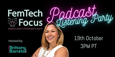 Podcast Listening Party: VAGINA 101