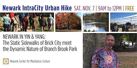 NEWARK IN YIN & YANG: Static Sidewalks meet Dynamic Nature tickets