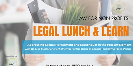 Addressing Sexual Harassment and Misconduct in the Present Moment tickets
