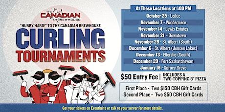 Fort Saskatchewan Patio Curling Tournament tickets