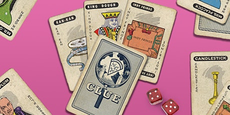 A Real Whodunnit:   King Dough Pizza Party & Outdoor Screening of Clue tickets